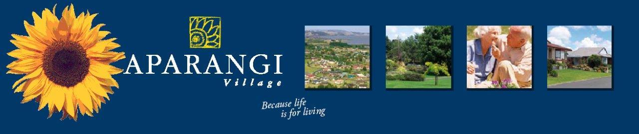 Aparangi Village logo