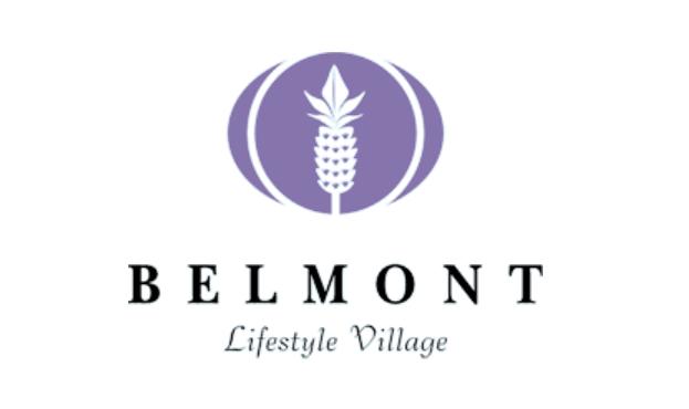 Belmont Lifestyle Village logo