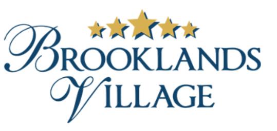 Brooklands Village logo