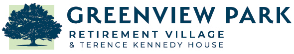 Greenview Park Village and Terence Kennedy House logo