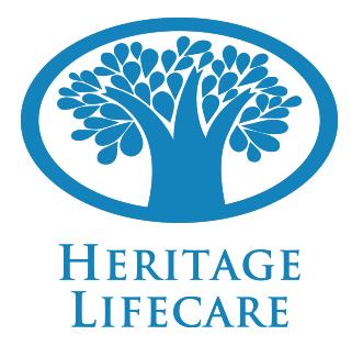 Heritage Lifecare logo