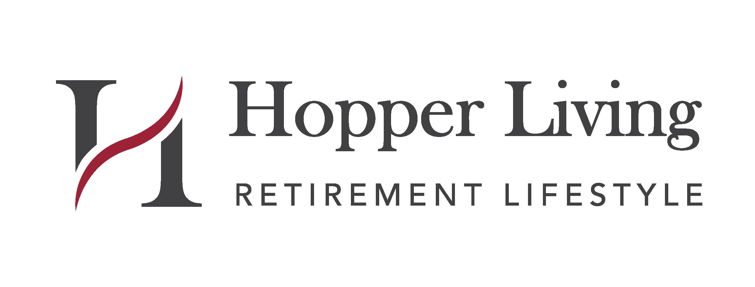 Hopper Living logo
