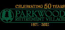 Parkwood Retirement Village logo